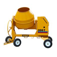 mixer diesel