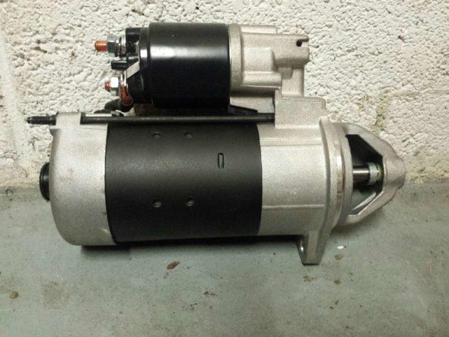 Starter Motor 3 Tonne Barford Dumper - 11 Teeth